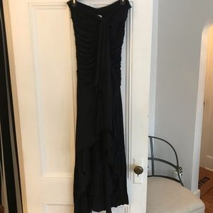 FP strapless fitted jersey dress
